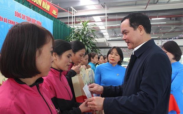 Tổng Liên đoàn Lao động Việt Nam kêu gọi người lao động cân nhắc kỹ việc về quê ăn Tết - Ảnh 1.