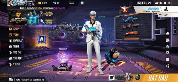 Không chỉ Sơn Tùng M-TP xuất hiện trong Free Fire, điều bất ngờ là cả công ty M-TP Entertaiment cũng có mặt trong tựa game này - Ảnh 2.