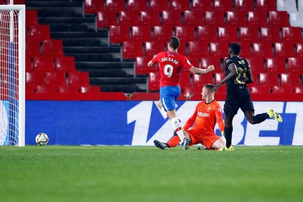 Messi cùng đồng đội ngược dòng không tưởng ở Cúp nhà Vua Tây Ban Nha - Ảnh 4.