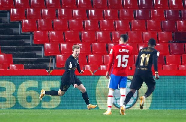 Messi cùng đồng đội ngược dòng không tưởng ở Cúp nhà Vua Tây Ban Nha - Ảnh 9.