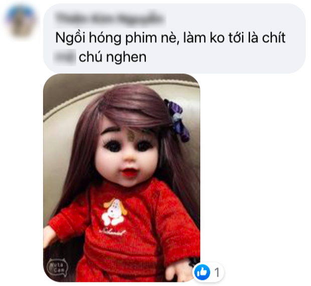 Thiên Thần Hộ Mệnh - phim kinh dị về Kumanthong chưa chiếu đã thu hút fanclub tâm linh rợn cả người trên Facebook - Ảnh 3.