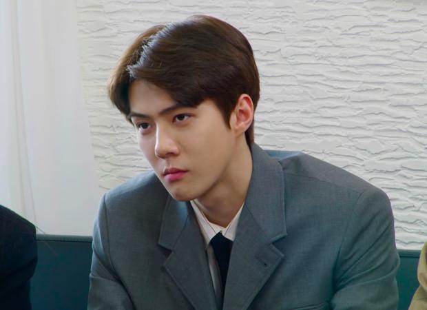 Trước khi lên cân chóng mặt, Sehun (EXO) vẫn soái ca ngời ngời thế này khi ghi hình show Busted! 3 - Ảnh 3.