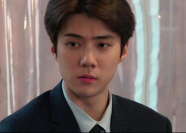 Trước khi lên cân chóng mặt, Sehun (EXO) vẫn soái ca ngời ngời thế này khi ghi hình show Busted! 3 - Ảnh 6.