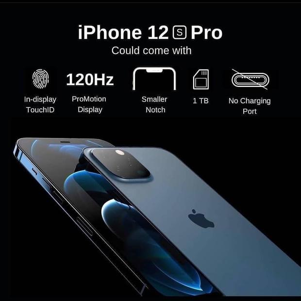 Lộ diện concept iPhone 12S, nhưng cư dân mạng lại bất ngờ gọi tên Bphone của Việt Nam - Ảnh 2.