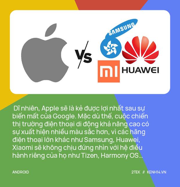 Sẽ ra sao, nếu một ngày nào đó Google bỗng dưng biến mất? - Ảnh 8.