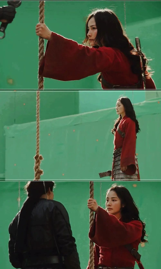 Lưu Diệc Phi chính thức bị diễn viên đóng thế Mulan qua mặt cả nhan sắc lẫn sân chơi giải thưởng - Ảnh 5.