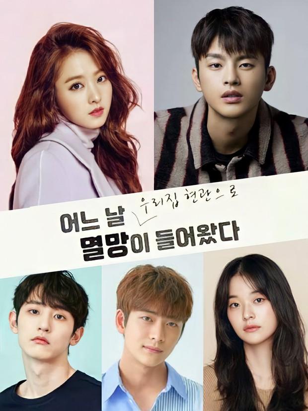 tvN khoe nhẹ loạt bom tấn 2021: Đầu năm Song Joong Ki mở bát, cuối năm mợ chảnh Jeon Ji Hyun oanh tạc - Ảnh 7.