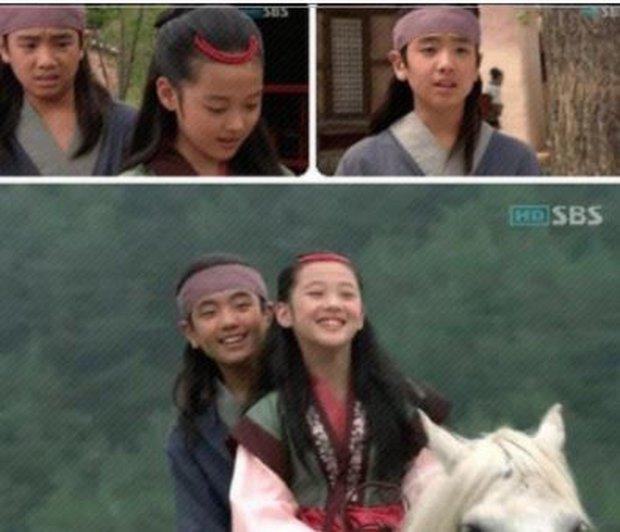 Sốc nặng danh tính sao nhí xứ Hàn một thời quay lén bạn gái: Em trai Yoon Eun Hye trong Hoàng Cung, từng sánh đôi bên Sulli - Ảnh 5.