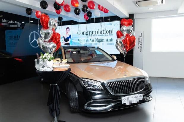 Vừa nhận thưởng Tết khủng và lên chức Giám đốc, Lê Âu Ngân Anh tậu luôn siêu xe 8 tỷ đồng - Ảnh 6.