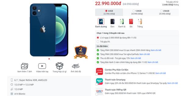 Nhận tiền thưởng Tết hơn 20 triệu, nên mua iPhone 12 hay 11 Pro? - Ảnh 8.