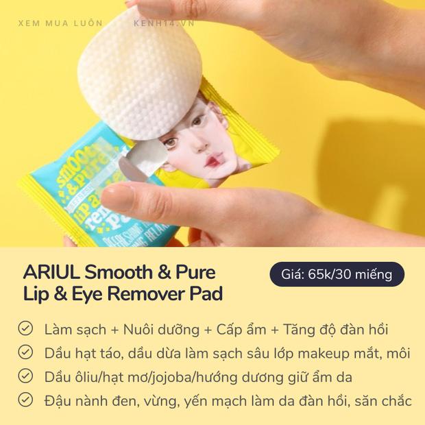 4 loại khăn giấy tẩy trang hiệu quả kiêm dưỡng ẩm da giá chỉ từ 29k - Ảnh 2.