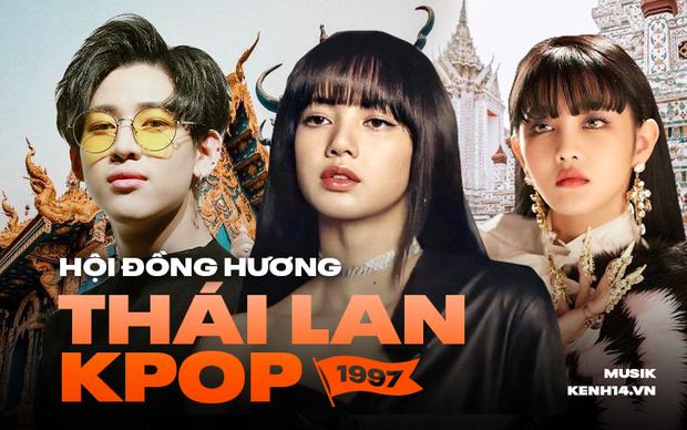 Loạt idol người Thái tuổi Sửu toả sáng tại Kpop: Lisa (BLACKPINK) 1 chọi 4.000 đậu vào YG, BamBam là king of rap, dance của GOT7 - Ảnh 1.