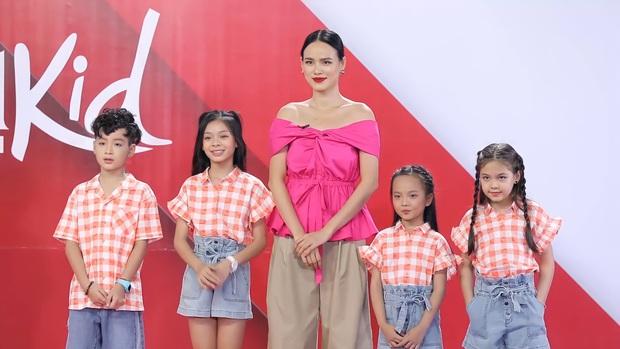Thí sinh nhí 3 lần đổi thầy tại Model Kid Vietnam: Nếu giành Quán quân sẽ vinh danh Quang Đại, Tuyết Lan hay TyhD? - Ảnh 3.
