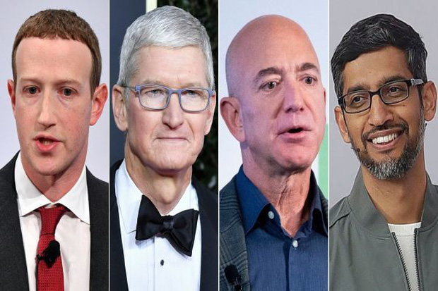 Ông chủ Amazon rời ghế nóng ở tuổi 57, những gã khổng lồ Internet khác thì sao? - Ảnh 1.