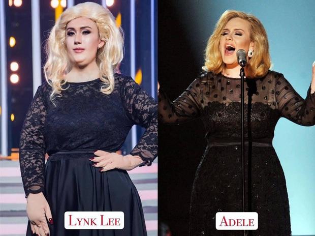Bị cho là body shaming Adele, Lynk Lee liền có động thái phản hồi ngay lập tức - Ảnh 2.