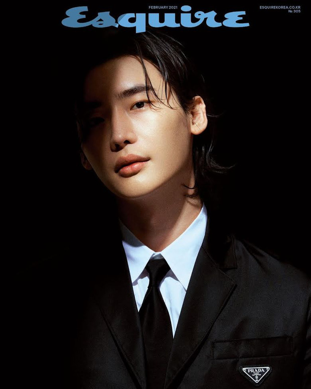 5 sao nam lột xác visual nhờ để... tóc dài: Jungkook - Lee Dong Wook đẹp như tiên tử, đến Lee Jong Suk lại muốn ngã ngửa - Ảnh 14.