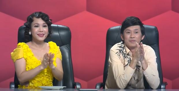 Tiếc thương khi xem lại màn diễn của hot boy làng múa được NSƯT Hoài Linh khen ngợi, Trấn Thành khẳng định là tài năng duy nhất ở Việt Nam - Ảnh 4.