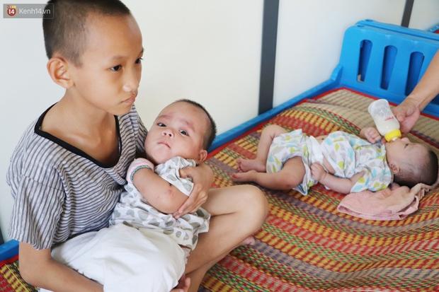 Gặp những đứa trẻ bị bỏ rơi trong Trung tâm bảo trợ ngày cận Tết: Con ước có cha, có mẹ... - Ảnh 7.
