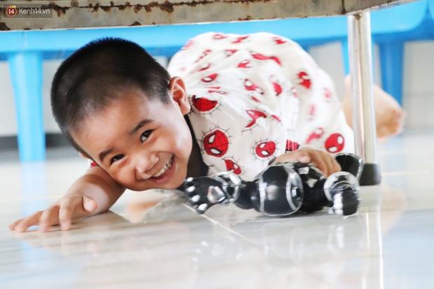 Gặp những đứa trẻ bị bỏ rơi trong Trung tâm bảo trợ ngày cận Tết: Con ước có cha, có mẹ... - Ảnh 3.