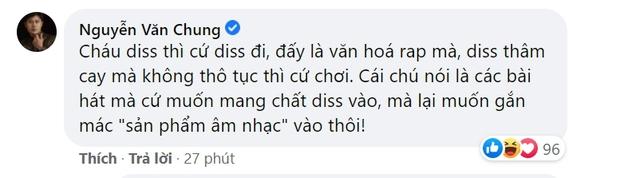 Bình Gold và RichChoi có phản ứng sau bài đăng bức xúc của nhạc sĩ Nguyễn Văn Chung, sắp có bản rap diss các streamer rồi? - Ảnh 6.