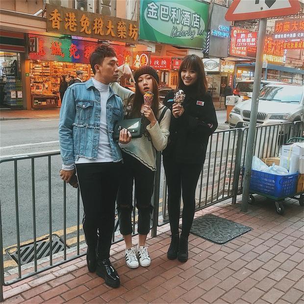 Em gái Trấn Thành tung ảnh hiếm chúc mừng sinh nhật anh trai, ai ngờ chiếm luôn spotlight của nhân vật chính - Ảnh 3.