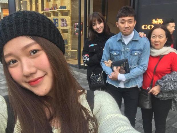 Em gái MC Trấn Thành: Thành tích nổi bật hơn hẳn anh trai, theo học trường dành cho con nhà giàu - Ảnh 1.