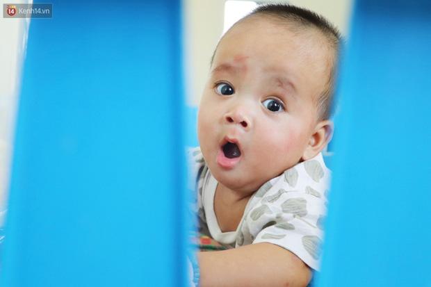 Gặp những đứa trẻ bị bỏ rơi trong Trung tâm bảo trợ ngày cận Tết: Con ước có cha, có mẹ... - Ảnh 12.