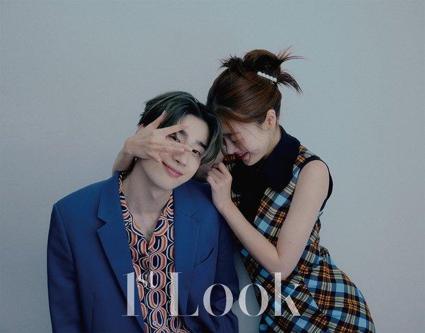 Tìm ra cặp chị em idol cực phẩm mới của Kpop: Chị là nữ thần gen 2, em trai body xịt máu mũi, bộ ảnh chung lại gây bão MXH - Ảnh 6.