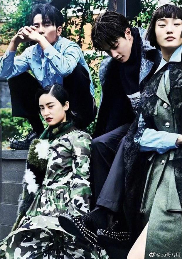Bộ ảnh mới của Thẩm Nguyệt (Vườn Sao Băng) khiến cả Weibo ngỡ ngàng: Đúng là một trời một vực so với ngày xưa! - Ảnh 11.