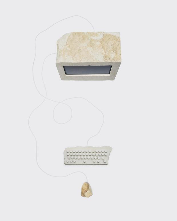Nhân viên Google dìm hàng Apple khi ngồi thiết kế lại máy tính Mac với vật liệu làm từ mật ong, đá và... mỡ lợn - Ảnh 2.