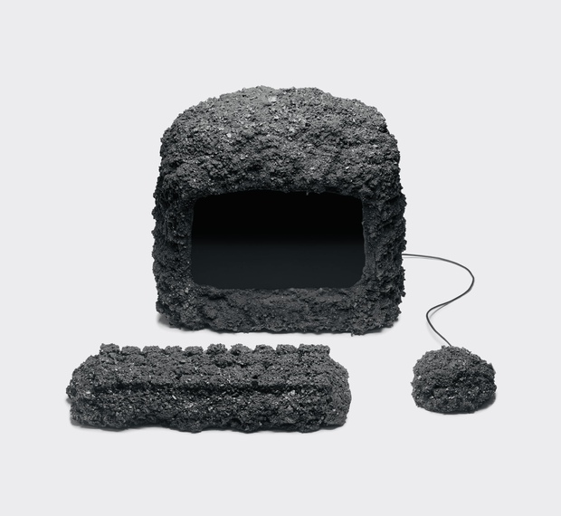 Nhân viên Google dìm hàng Apple khi ngồi thiết kế lại máy tính Mac với vật liệu làm từ mật ong, đá và... mỡ lợn - Ảnh 3.