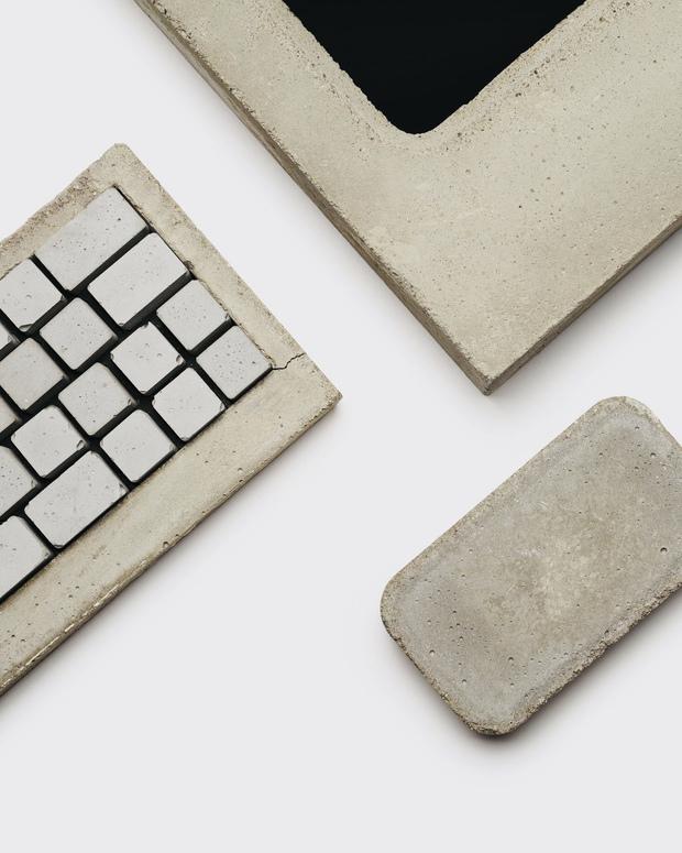 Nhân viên Google dìm hàng Apple khi ngồi thiết kế lại máy tính Mac với vật liệu làm từ mật ong, đá và... mỡ lợn - Ảnh 5.