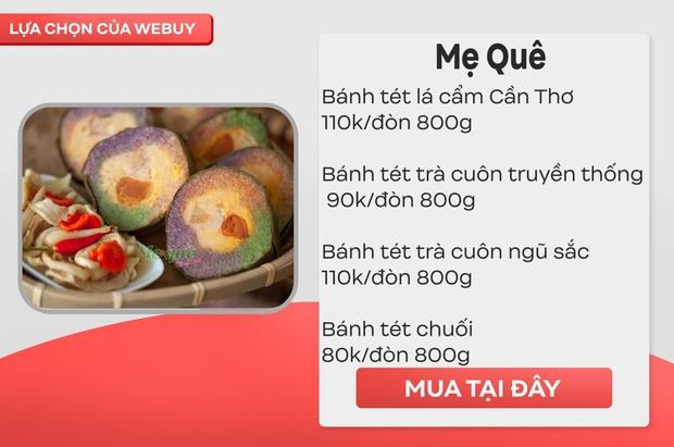 Tết Sài Gòn: Mách nhanh 5 địa chỉ bán bánh tét ngon, rẻ, đủ vị lại nhận ship tận nơi - Ảnh 11.