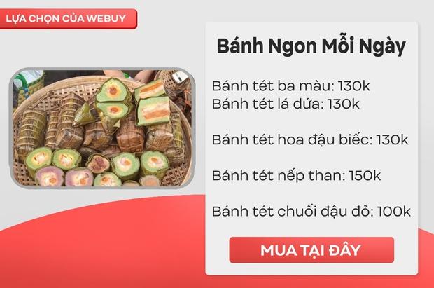 Tết Sài Gòn: Mách nhanh 5 địa chỉ bán bánh tét ngon, rẻ, đủ vị lại nhận ship tận nơi - Ảnh 14.