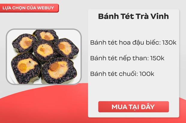 Tết Sài Gòn: Mách nhanh 5 địa chỉ bán bánh tét ngon, rẻ, đủ vị lại nhận ship tận nơi - Ảnh 8.