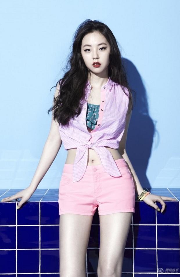 Em út huyền thoại của JYP: Nổi nhờ 1 câu hát, cân trọn mọi concept, đã giải nghệ nhưng là tiêu chuẩn cho đàn em TWICE, ITZY - Ảnh 9.