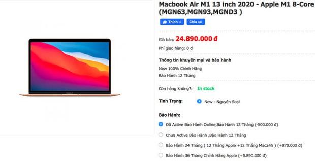 5 mẫu laptop tầm 20 - 25 triệu đồng đang được giảm giá tốt dịp Tết - Ảnh 7.