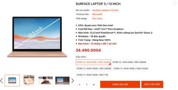 5 mẫu laptop tầm 20 - 25 triệu đồng đang được giảm giá tốt dịp Tết - Ảnh 5.