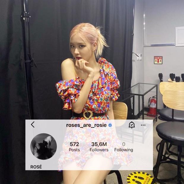 Rosé (BLACKPINK) có động thái đáng ngờ trên Instagram, fan xôn xao đoán luôn ra ngày giờ tung MV solo? - Ảnh 2.