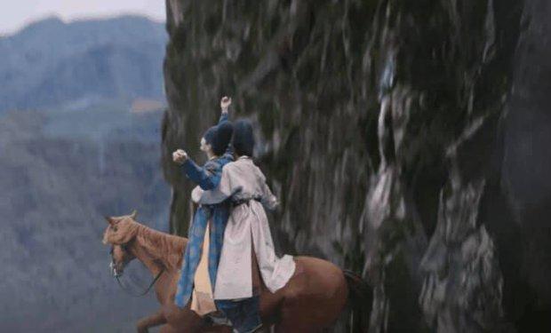 Hứa Ngụy Châu ngã vực ảo hơn phim Ấn Độ, netizen bức xúc vì Đại Đường Minh Nguyệt coi thường IQ khán giả - Ảnh 1.