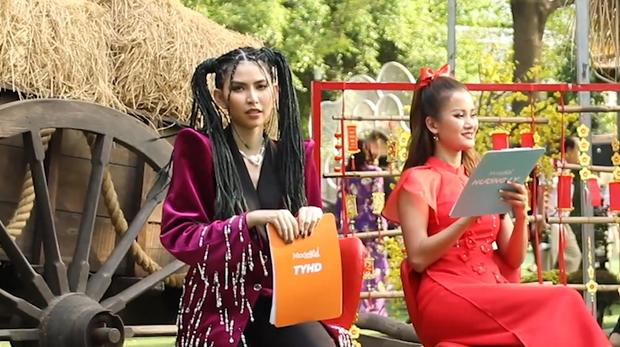 Drama căng đét: Thuỳ Dương (TyhD) tức giận bỏ về giữa Chung kết Model Kid Vietnam vì tranh cãi với Mâu Thuỷ - Ảnh 1.
