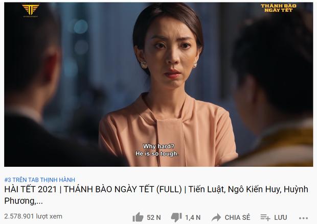 Thu Trang chiếm đẹp 3 vị trí ở top 10 trending YouTube, ai nhắm làm lại Chị Mười Ba thì ra đây! - Ảnh 2.