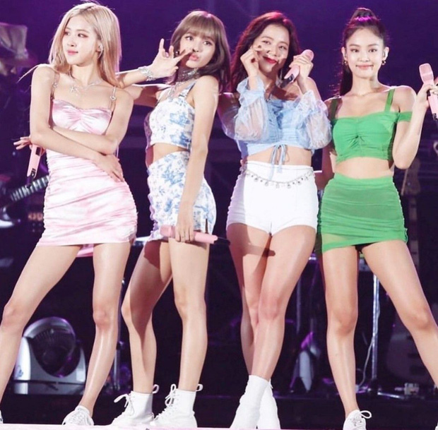 """BLACKPINK là girlgroup có body đỉnh nhất Kpop: Đứng 1 mình được """"phong thánh"""", bên nhau thành đỉnh của chóp - Ảnh 4."""