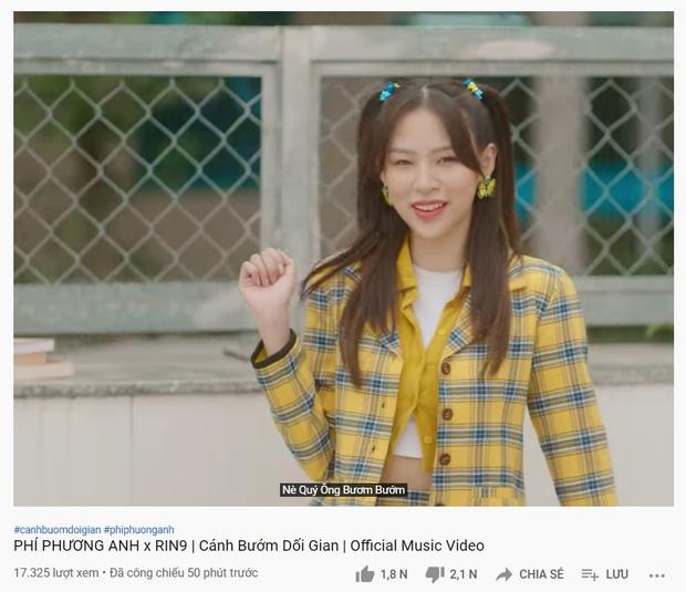 Netizen đồng loạt xin lỗi Chi Pu sau khi xem xong MV bị gọi là thảm hoạ thứ 2 của Phí Phương Anh - Ảnh 3.