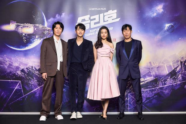 6 lý do lọt hố bom tấn Space Sweepers: Song Joong Ki đối đầu chú đại The Hobbit, robot Yoo Hae Jin xịn thôi rồi - Ảnh 7.