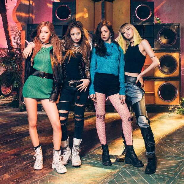 """BLACKPINK là girlgroup có body đỉnh nhất Kpop: Đứng 1 mình được """"phong thánh"""", bên nhau thành đỉnh của chóp - Ảnh 5."""