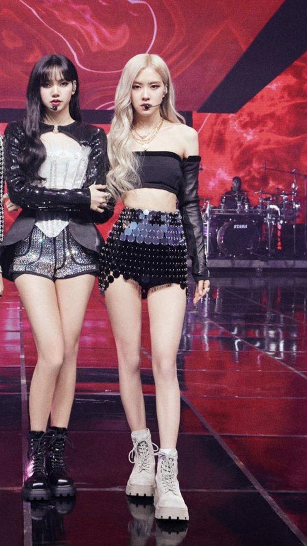 """BLACKPINK là girlgroup có body đỉnh nhất Kpop: Đứng 1 mình được """"phong thánh"""", bên nhau thành đỉnh của chóp - Ảnh 7."""