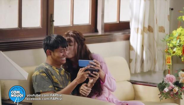 FAPtv ra mắt phim hài Tết cười không nhặt được mồm, hé lộ Huỳnh Phương và Thái Vũ là cao thủ Liên Quân Mobile - Ảnh 7.