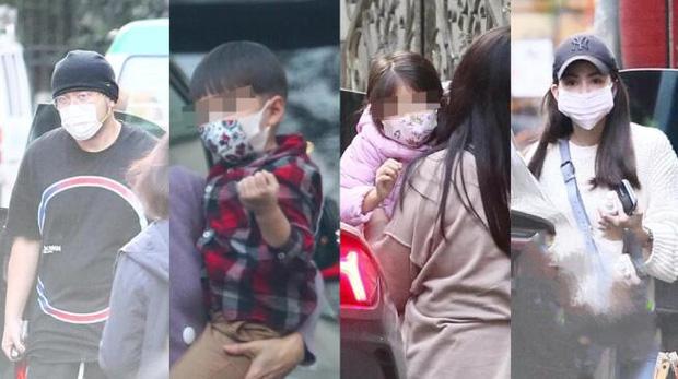 Châu Kiệt Luân lần đầu lộ diện cùng bà xã sau tin đồn ngoại tình, có con riêng với tiếp viên hàng không - Ảnh 2.