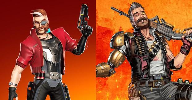 Sau hơn 1 năm phát hành, tựa game bắn súng đình đám thế giới bất ngờ bị kiện vì đạo nhái nhân vật - Ảnh 7.